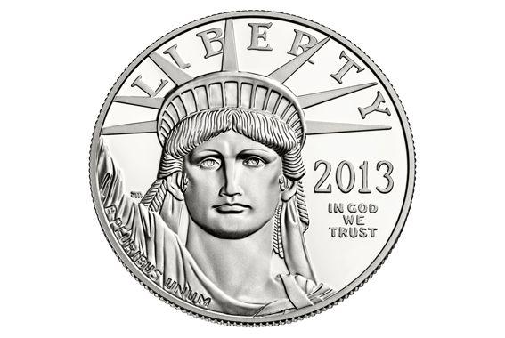 American Platinum Eagle