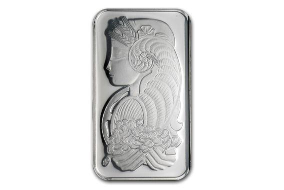 PAMP Suisse Platinum Bars