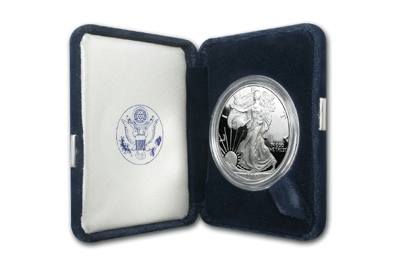 Silver American Eagle Proof